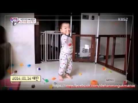 The Triplets Song - DaeHan, Minguk, Manse || Superman Returns Compilation