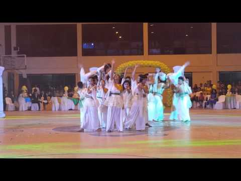 Gods and Goddesses - Production Number at CCI Grade 10 Spring Fantasy Promenade (February 12, 2016)