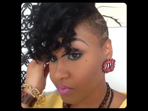 "Keyshia Dior ""Inspired"": How to style your short haircut"