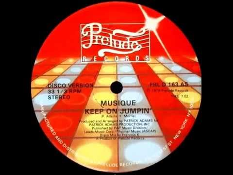 Musique - Keep On Jumpin' (A Francois Kevorkian Extended Remix)