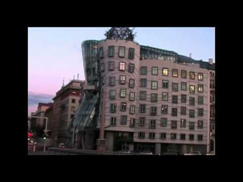 Frank Gehry and Vlado Milunic: Dancing House, Prague