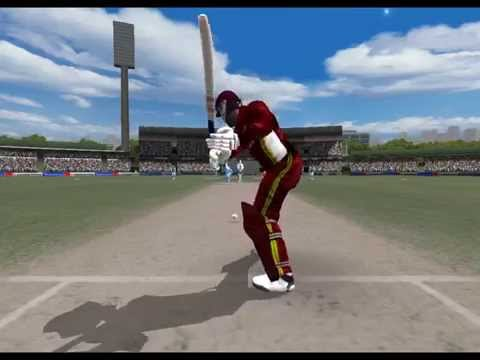 India v West Indies, ICC Cricket World Cup 2015 at Perth, EA Sports Channel
