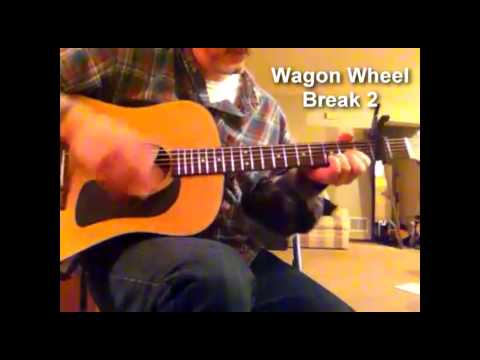Wagon Wheel Guitar Leads