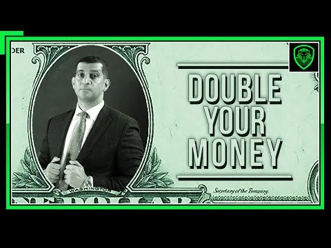 How to Double Your Money 💵💵