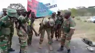 Latest Zambia Army 2020 - Iyee Iyelele Mama( AMALUMBO LIVE VIDEO) ZAMBIAN GOSPEL Trending Videos New
