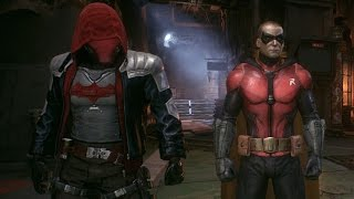 Batman Arkham Knight: Red Hood & Robin Dual Play Mod