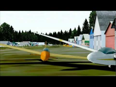 FS9 ✈ FSX: Building Up The Sim (1)