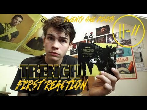 "TWENTY ØNE PILØTS - ""Trench"" REACTION/REVIEW"