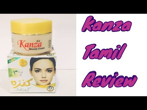 Kanza Cream Tamil Honest Review