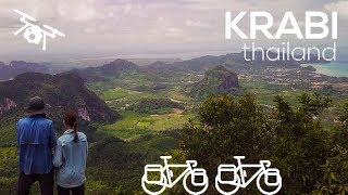Penang to Krabi - Bicycle Touring in Thailand - The ONION Adventure