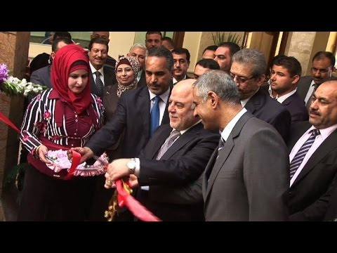 Iraq reopens Baghdad museum 12 years after looting