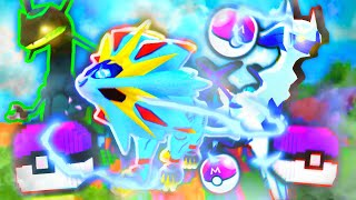 """Minecraft Pixelmon LUCKY BLOCK BATTLES - """"TAG TEAM TAKEOVER!"""" - with BeckBroJack and Sirud!"""