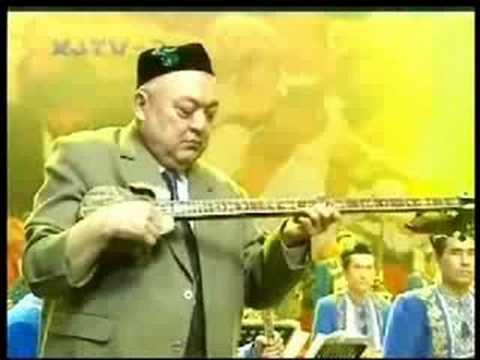 Instrumental Uyghur Music (Mining Rawabim)