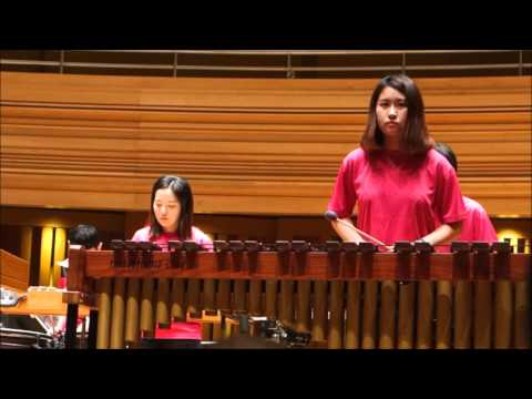 Yong Siew Toh Conservatory of Music Kids Concert Part 4 Percussion