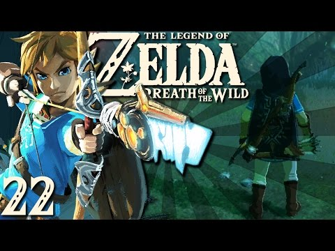The Lost Woods and AHH! | Let's Play Zelda: Breath of the Wild Part 22 w/ ShadyPenguinn