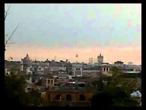 Strange happenings in the sky near the Vatican on the evening of 31Oct 2011