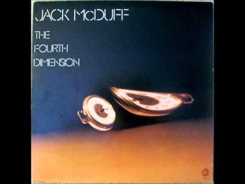 JACK McDUFF - Half Breed