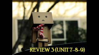 listening: REVIEW 3 (UNITS 7-8-9) - Class 7