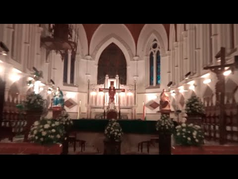 Santhome Church Chennai | St.Thomas Church | San Thome Basilica | Tourist places in Chennai, India