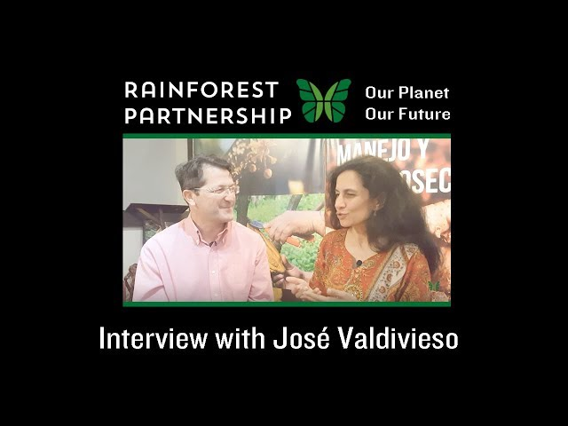 Our Planet. Our Future. Interview with José Valdivieso of Conservación y Desarrollo