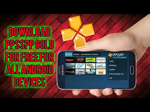 2018] How to download ppsspp gold for free for android