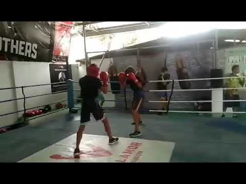 Download Boxing Amatir - sparring