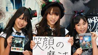 『ハリー・ポッターと死の秘宝 PART1』のブルーレイ&DVDとゲームがリリースとなり、4月21日に渋谷パルコ公園通り広場で記念イベントが行われた。登場したのはAKB48の ...