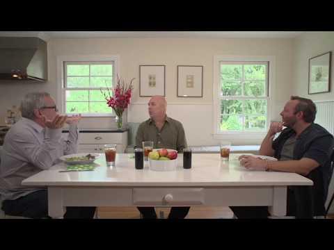 Dinner Conversations | Adopted, Aren't We All? feat. Mark Schultz