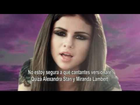 Selena Gomez interview to elcomercio.pe