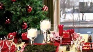 [ilcebasa] Christmas Lunch Table Decoration Ideas -  Design