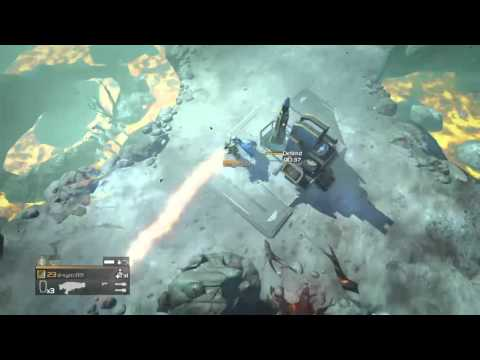 d-sync89's Helldivers Playthrough Live PS4 Broadcast Taiwan
