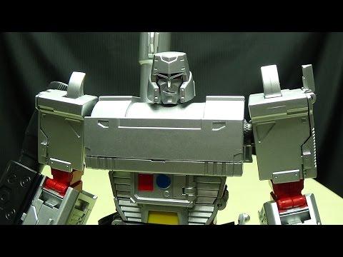 Maketoys DESPOTRON (Masterpiece Megatron): EmGo's Transformers Reviews N' Stuff