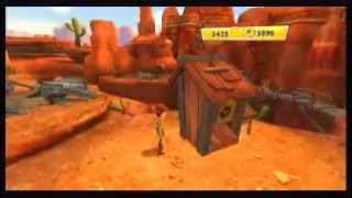 Toy Story 3 Wii Squeaky Speedy Wildness