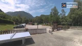 video camping ariege la bexanelle