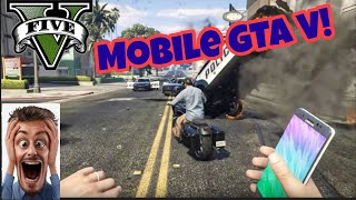How to download gta 5 in for phone or tablet....REALLY WORKS