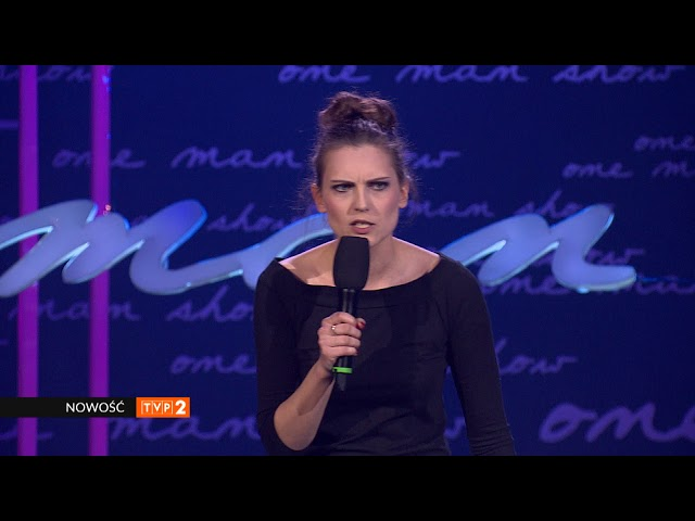 """""""Ludzik, czyli One Man Show"""" – PREMIERA w sobotę o 21:35 w TVP2"""