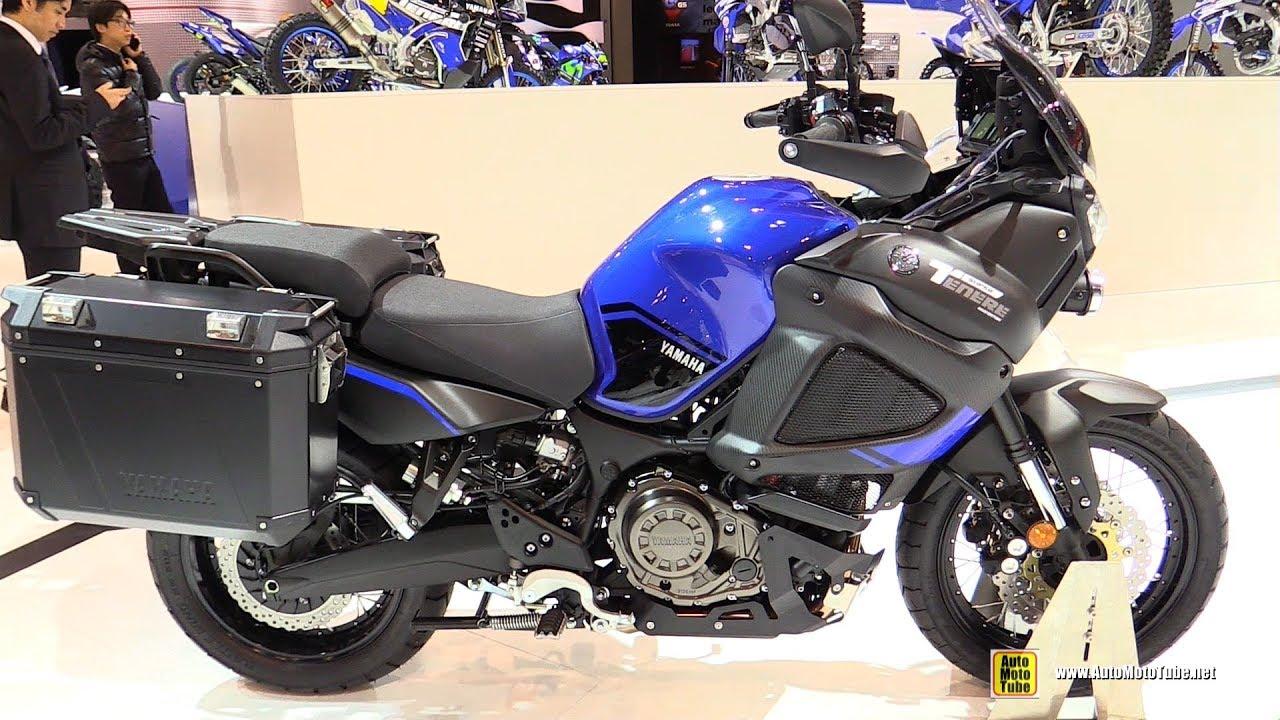 2018 yamaha super tenere raid edition walkaround 2017 eicma milan motorcycle exhibition. Black Bedroom Furniture Sets. Home Design Ideas