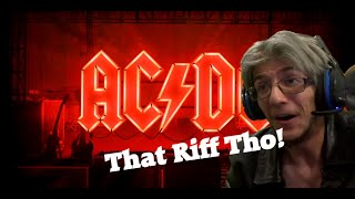AC/DC - Kick You When Your Down (Reaction!)