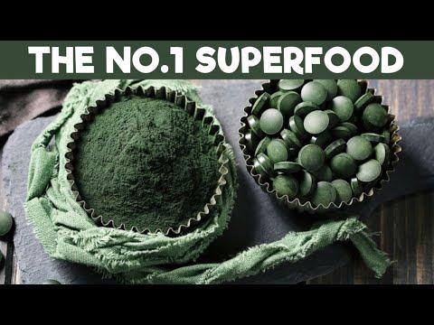 Spirulina Benefits: 10 Amazing Health Benefits of Spirulina