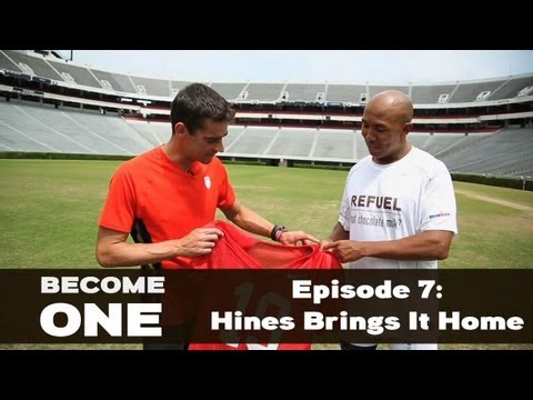 Hines Ward BECOME ONE: Episode 7 - Hines Brings It Home