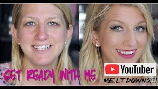 Why The Beauty Community is Falling Apart | Chit Chat Get Ready With Me