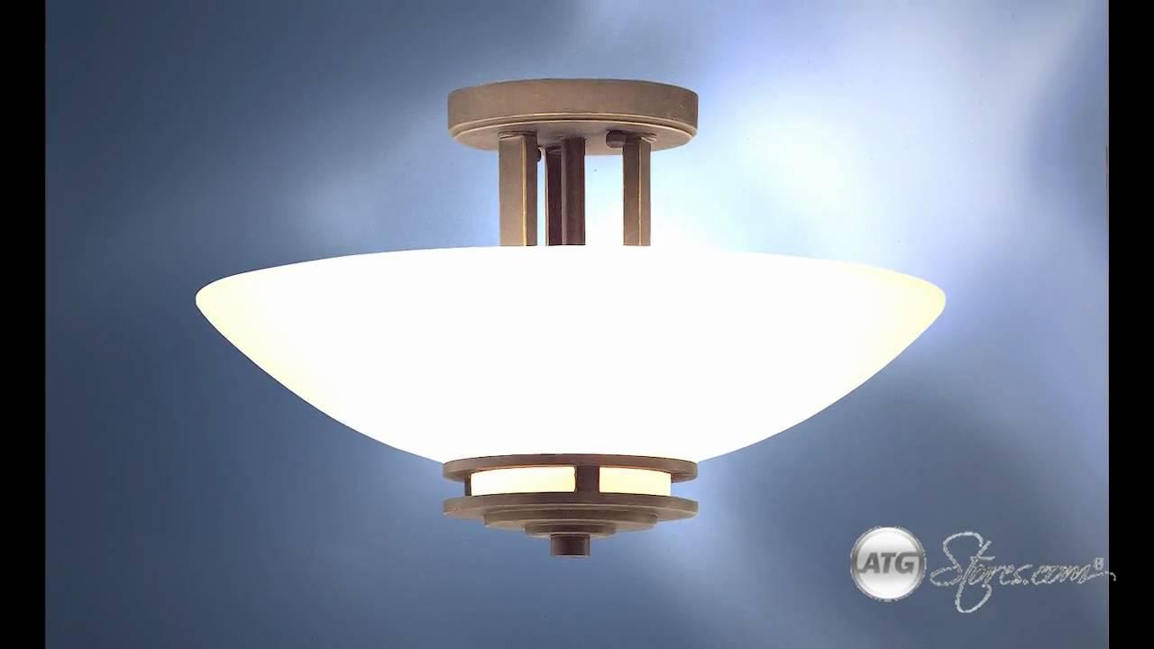kichler lighting hendrik collection youtube