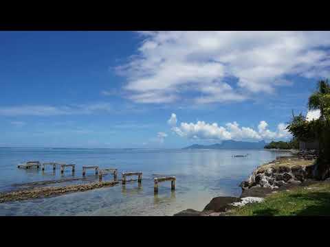 Papeete   Sony a6000 Time Lapse   Le Meridian Hotel Tahiti French Polynesia