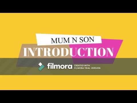 Introduction |  MUM N SON