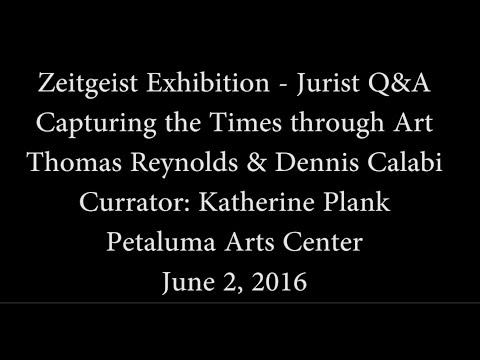 Zeitgeist Jurist Q&A - Petaluma Arts Center