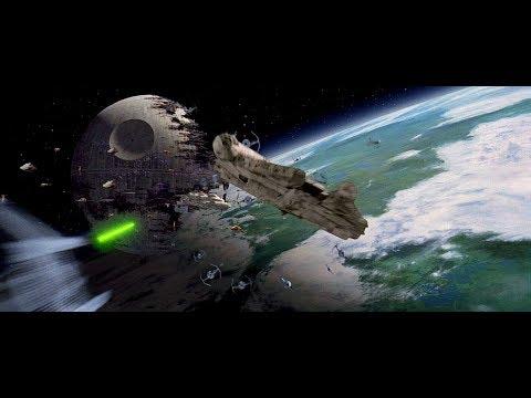 Download Star Wars: Return of the Jedi - Endor Space Battle