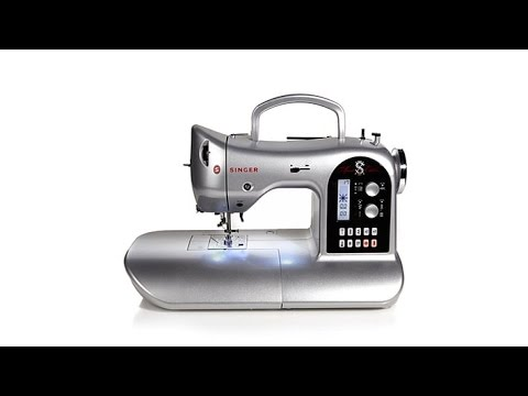 singer special edition computerized sewing machine youtube. Black Bedroom Furniture Sets. Home Design Ideas
