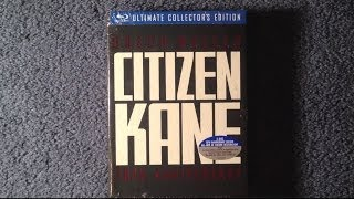 Unboxing Citizen Kane Ultimate Collector