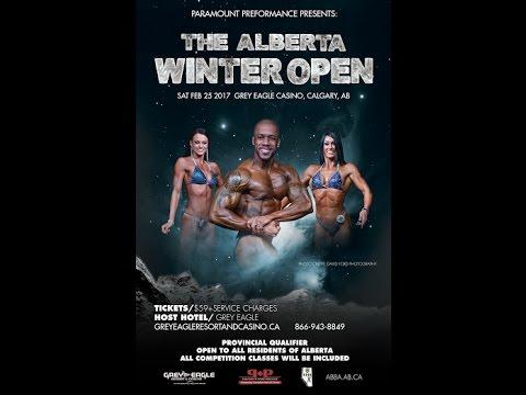 2017 Alberta Winter Open  MORNING  5