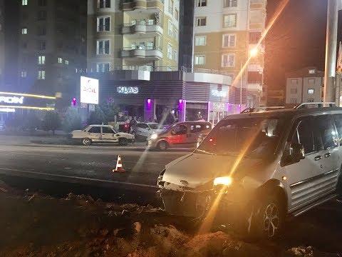 Nevşehir'de akılalmaz kaza